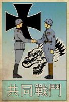The Sino-German Alliance by edthomasten