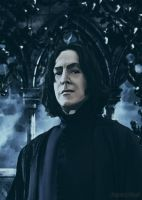 Severus Snape by Akonit-Nord