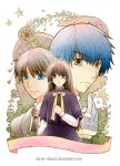Key of CLAVIS cover 1 by citrus-shood