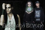 Dark and Beyond - Cover - by Mousi-Mikki