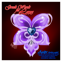 Valentine's Day 2015 - Greek Words for Love_ Agape by ColorfulArtist86