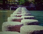 Stepping Stones by kennywfz