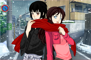 APH: A Snowy Valentine's Day~ by thebigblackdevil5