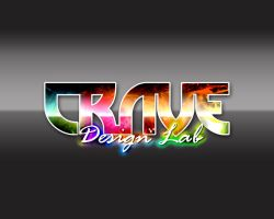 CRAVE Design Lab - Logo by br8086
