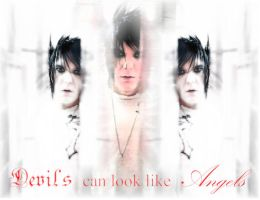 Devils can look like Angels by ApoTerra