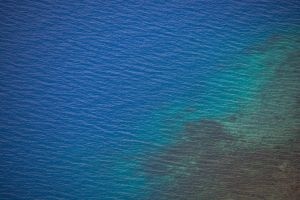 Shallows of Crater Lake by Swinemouse