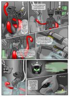 Project Red recreation: pg.2 by livinlovindude