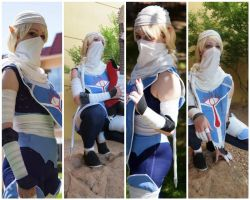 Sheik - OM 2012 by xsakichanx