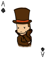 PL Cards - Layton by Tawiie