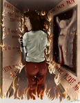 Halls of fire by Amazonne