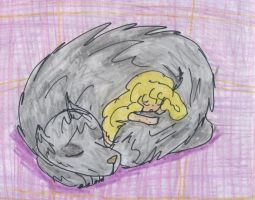 Sleep by Tainted-Scribbles
