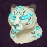 Moonpelt Speedpainting by TaruHanako