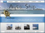 Auto Ship Web Page by millene
