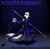R-Force- Voltage by Aelius24