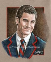 Glee_Blaine Anderson by scotty309