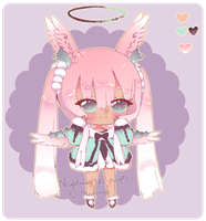 [CLOSED] Collab Nightmare #2 Mixed species Adopt by Madinne