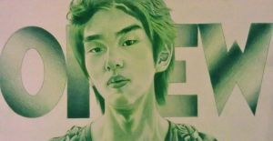 ~Onew~ by awesomesauce8