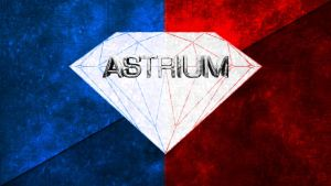 Astrium Diamond Supply Co. Background by PrideeGFX