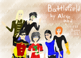 Battlefield Cover by PrincessBetty1