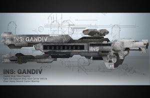 INS Gavdiv-packed by lordbunty