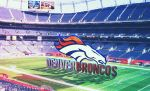 Denver Broncos Wallpaper by inezo