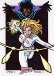 Cloak Dagger Dangerous Divas by tonyperna