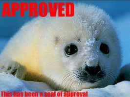 Seal of Approval by PiichixChan
