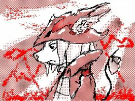 Freya Crescent Flipnote by GetItWednesday