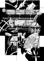 Detective Comics 840 - library by dfridolfs