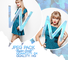 Taylor Swift | JPEG PACK #26 by Whitemonsters