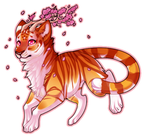 Adoptable for Peipur by Lilwolfpard