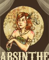 The Absinthe Revival by manique