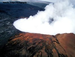 Mouth of the volcano by RobyRidge