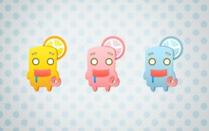 Hungry Monster Wallpaper by MKho