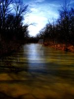 Prairie Oaks: Darby Creek by kungfubellydancer