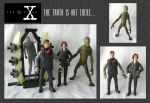 X Files - Toys by mikedaws