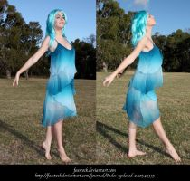 Blue Faery16 by faestock