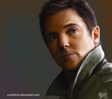 Krycek by A-Anthony