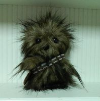 Chewbacca by Celtic-Dragonfly
