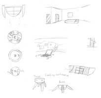 TDC2 Datafort sketches by IrateResearchers