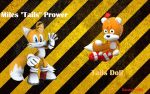 Tails and Tails Doll - Wallpaper by Knuxy7789
