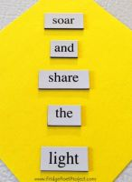 The Daily Magnet #10 by FridgePoetProject