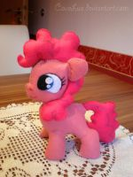 Pinkie Pie Filly Plush by CaveLupa