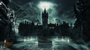 Ghost Castle by balint4