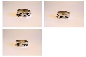 ZZ top ring by Hamior