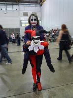 Piggy Back Ride for Puddin' by theprincessbee
