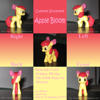 Custom Apple Bloom by AleximusPrime