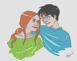 HP: Just Hangin' by Loleia