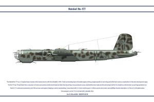 He 177 A-5  KG1 2 by WS-Clave