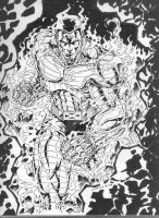 THE MIGHT OF COLOSSUS by Capocyan-Arvin